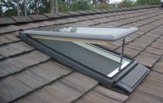 los angeles skylight installation